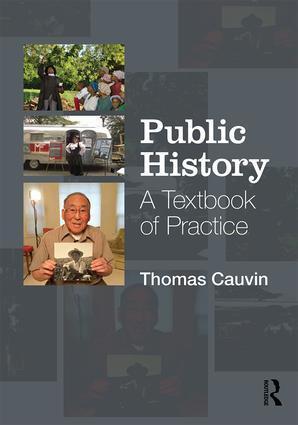 Thomas Cauvin public history textbook