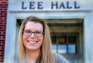 Jami Rush - Full-Time Employee and Educational Leadership Student