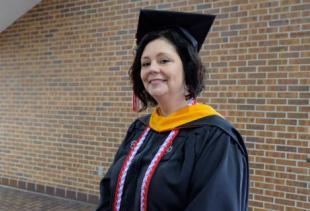 Tina Billberry - Outstanding MSN Grad